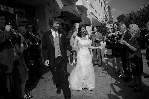 [Spindler/Parker Wedding, Washington, DC.  (Sarah Voisin, Photographer)]