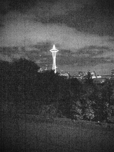 [Space Needle, Seattle, Washington.]
